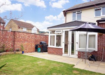 Thumbnail 3 bed semi-detached house for sale in Ladymeade, Ilminster