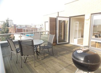 Thumbnail 3 bed flat to rent in Minton Court, 105 Fairfield Road, London