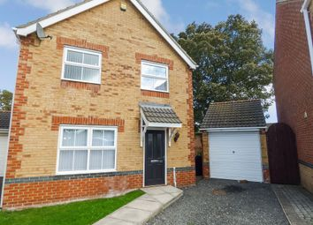 Thumbnail 4 bed detached house for sale in Halesworth Drive, Sunderland