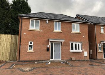 Thumbnail 3 bed detached house for sale in Alice Close, Bedworth