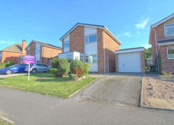 Thumbnail 3 bed detached house for sale in Moorland View Road, Chesterfield