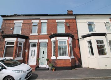 3 bed terraced house for sale in Holly Avenue, Urmston, Manchester M41