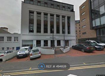 Thumbnail Studio to rent in Nova Apartments, Nottingham