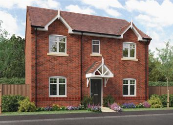 "Thumbnail 4 bed detached house for sale in ""Walton"" at Oteley Road, Shrewsbury"