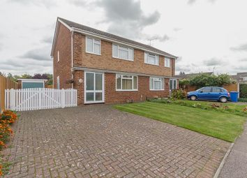 Thumbnail 3 bedroom semi-detached house for sale in The Burrs, Sittingbourne