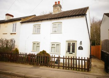 Thumbnail 2 bedroom cottage to rent in Mill Road, Water Eaton, Milton Keynes