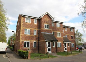 Thumbnail 1 bed flat to rent in Greenslade Road, Barking