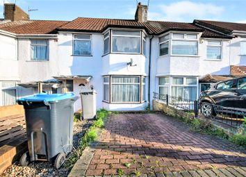 3 bed terraced house for sale in The Ridgeway, Kingsbury NW9