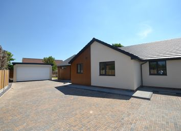 Thumbnail 3 bed detached bungalow for sale in Llwyn Onn, Abergele