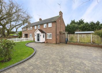 Thumbnail 3 bed semi-detached house for sale in Kirkmans Road, Chelmsford, Essex