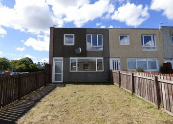 Thumbnail 3 bed terraced house for sale in 3 Bed End Of Terrace, Dargai Place, Broxburn