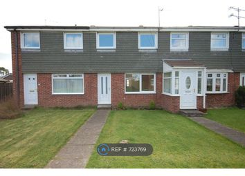 Thumbnail 3 bedroom terraced house to rent in Harthope, Ellington