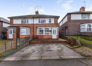 Thumbnail 4 bedroom semi-detached house for sale in Trescott Road, Birmingham, West Midlands