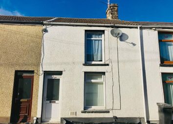 Thumbnail 2 bed terraced house to rent in Elm Street, Troedyrhiw, Merthyr Tydfil