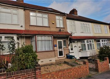 Thumbnail 3 bed terraced house for sale in Netley Road, Ilford