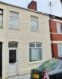 Thumbnail 2 bed terraced house to rent in Hereford Street, Grangetown, Cardiff