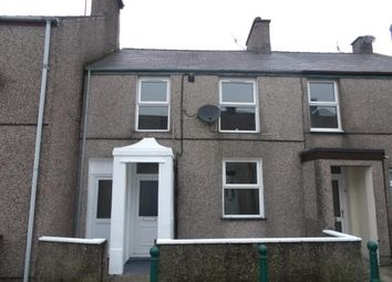 Thumbnail 3 bed terraced house for sale in Baptist Street, Penygroes, Caernarfon, Gwynedd