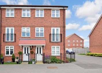 Thumbnail 3 bed semi-detached house for sale in Hinchliff Drive, Littlehampton, West Sussex