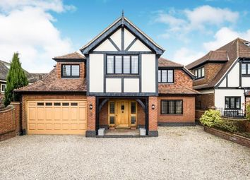 Thumbnail 6 bed detached house for sale in Abridge, Romford, Essex