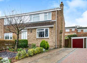Thumbnail 3 bed semi-detached house for sale in Mossy Glade, Rainham, Gillingham