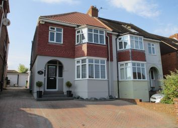 Thumbnail 3 bed semi-detached house for sale in Uplands Crescent, Fareham
