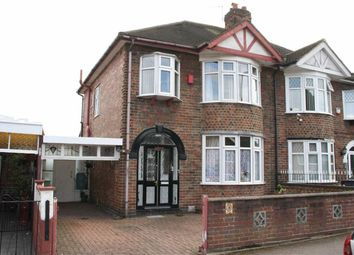 Thumbnail 3 bedroom semi-detached house for sale in St. Chads Road, New Normanton, Derby