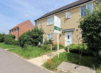Thumbnail 2 bed terraced house for sale in Fordham Road, Soham, Ely
