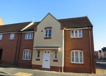 Thumbnail 4 bed link-detached house for sale in Robinson Road, Wootton, Oxford