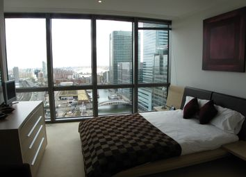Thumbnail 1 bed flat to rent in No 1 West India Quay, 26 Hertsmere Road, Docklands