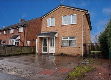Thumbnail 2 bed flat for sale in Coronation Road, Wednesfield, Wolverhampton