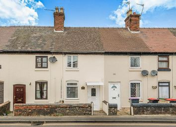 Thumbnail 2 bed terraced house for sale in Bennetts Row Trench Road, Trench, Telford