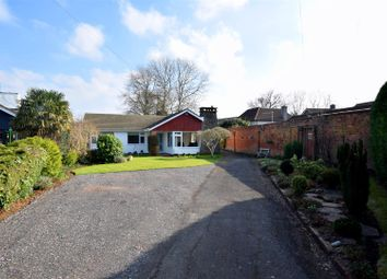 Thumbnail 3 bed detached bungalow for sale in Lodway Gardens, Pill, Bristol