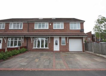 Thumbnail 5 bed semi-detached house for sale in Martin Avenue, Little Lever, Bolton