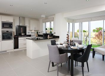 "Thumbnail 4 bed detached house for sale in ""Harborough"" at Moss Lane, Macclesfield"