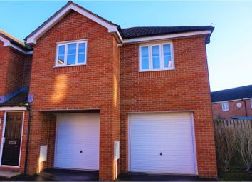 Thumbnail 1 bed property for sale in Galahad Close, Yeovil