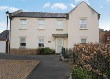 Thumbnail 4 bed detached house for sale in Dowland Close, Redhouse, Wiltshire