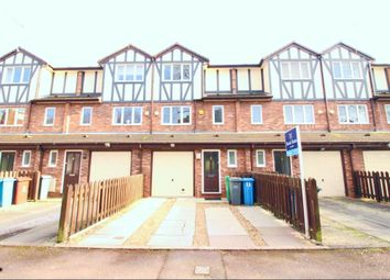 Thumbnail 3 bed terraced house to rent in The Beeches Mews, West Didsbury, Manchester