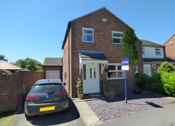 Thumbnail 3 bed detached house for sale in Inglefield Close, Beverley