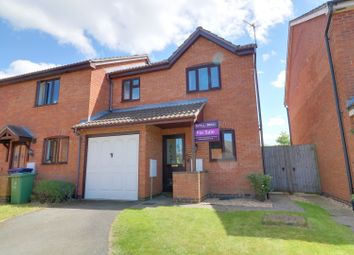 Thumbnail 3 bed semi-detached house for sale in Hobby Court, Oxford