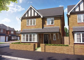 Thumbnail 4 bed detached house for sale in St Peter's Place, Forest View, Stafford