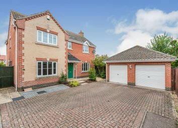 Store Street, Roydon, Diss IP22. 4 bed detached house