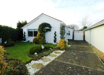 Thumbnail 3 bedroom bungalow for sale in Elmswell, Bury St. Edmunds, Suffolk
