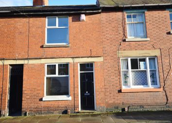 Thumbnail 2 bedroom terraced house to rent in Percy Road, Leicester