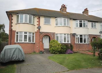 Thumbnail 4 bed property for sale in Halstead Road, Kirby Cross, Frinton-On-Sea