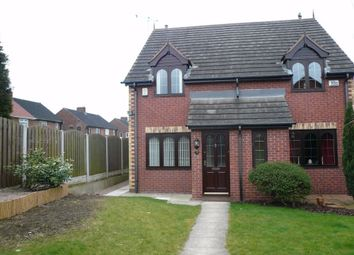 Thumbnail 2 bed semi-detached house to rent in Holmes Road, Bramley, Rotherham, South Yorkshire
