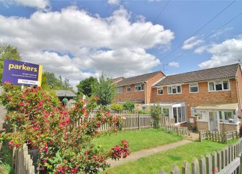 Thumbnail 2 bed end terrace house for sale in The Bassetts, Cashes Green, Stroud, Gloucestershire