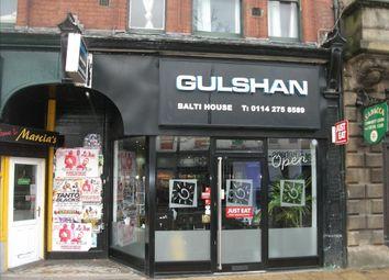Thumbnail Restaurant/cafe for sale in Wicker, Sheffield
