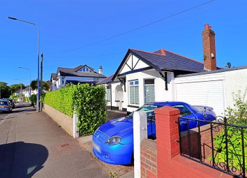 Thumbnail 3 bed detached bungalow for sale in Heath Park Avenue, Heath, Cardiff