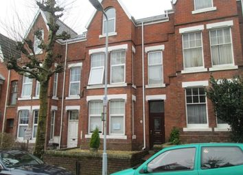 Thumbnail 6 bedroom terraced house to rent in Bernard Street, Uplands, Swansea.