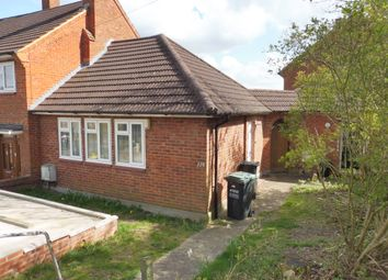 Thumbnail 1 bed semi-detached bungalow for sale in Ashridge Drive, South Oxhey, Watford